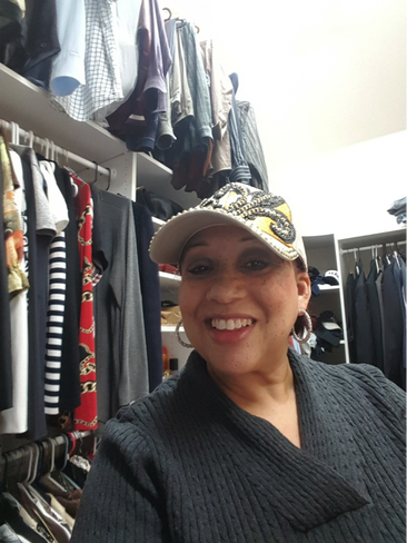 Closet Re-organizing